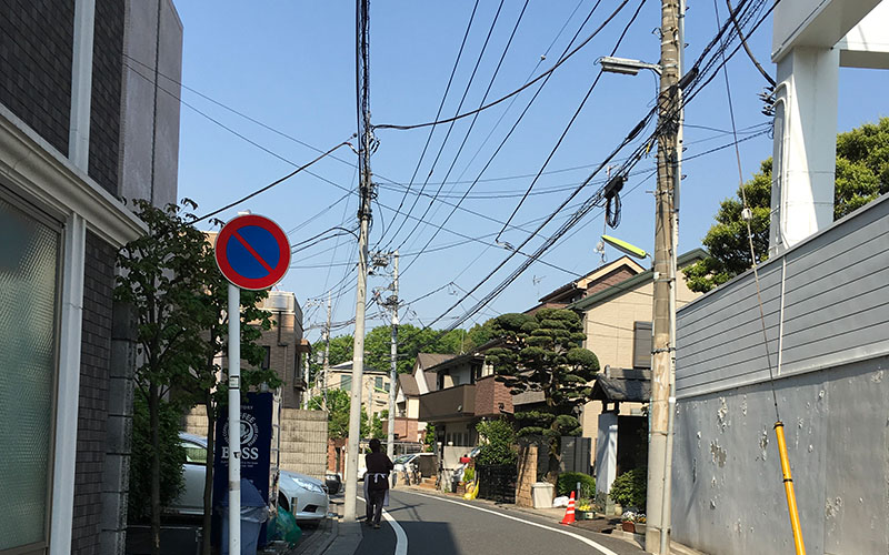 エデュースアカデミー東京・本校までの道順04