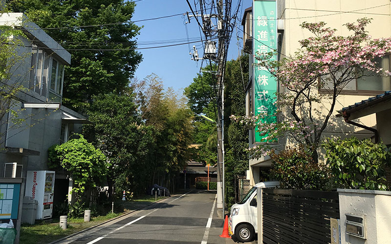 エデュースアカデミー東京・本校までの道順05